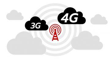 3G 4G Internet Connection